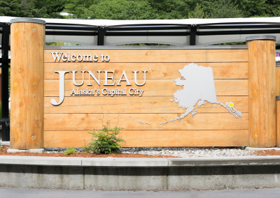 Juneau Sign (1 of 1)